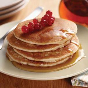 "Crepe Cuisine 4.5"" American Pancakes with Buttermilk (5.4kg) 1x120"