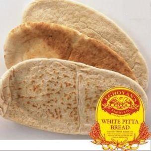 Eghoyans Fresh Large Pitta Breads-20x6