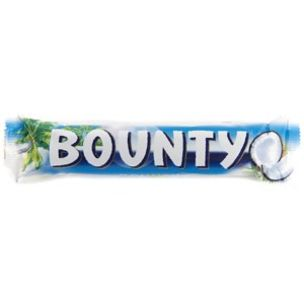 Bounty Chocolate Bar 24x57g