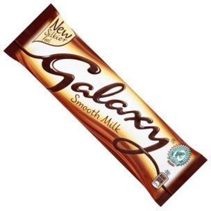 Galaxy Smooth Milk Chocolate 24x42g