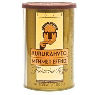 Kurukahveci Mehmet Efendi Turkish Coffee-1x250g
