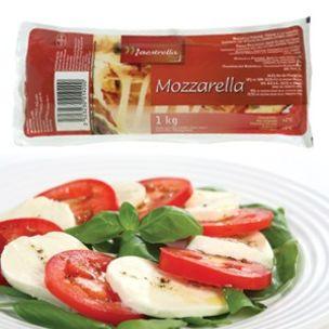Maestrella Block Mozzarella-1x1kg