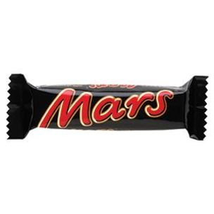 Mars Chocolate Bar 48x51g