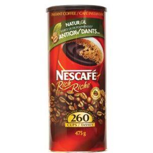 Nescafe Instant Coffee Granules(Tin)-1x475g