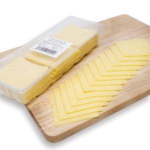 Mild Cheddar Slices-1x1kg