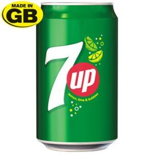 7up Cans (GB)-24x330ml