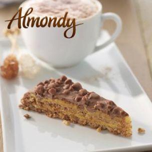 Almondy Daim Tarta Gluten Free (Pre-Sliced)-1x12ptn