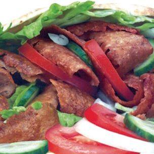 Ali Baba Halal Cooked & Cut Doner Kebab-2x2.27kg