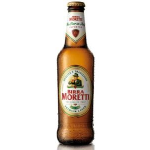 Birra Moretti 24x330ml