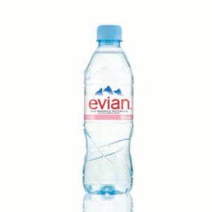 Evian Still Mineral  Water-24x500ml