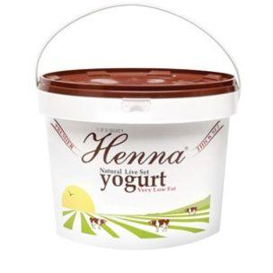 Henna Natural Set Yoghurt-1x10kg