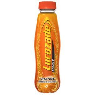 Lucozade Orange Bottles-24x380ml