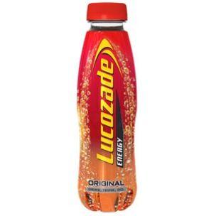 Lucozade Original Bottles-24x380ml