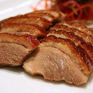 Frozen Boneless Roasted Cooked Duck (16psc) 575-685g-1x10kg
