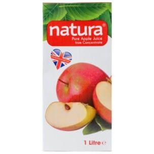 Natura Apple Juice (TET)- 12x1L