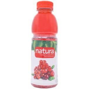 Natura Cranberry Juice-12x500ml