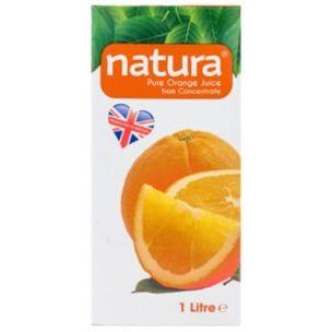 Natura Orange Juice (TET)-12x1L