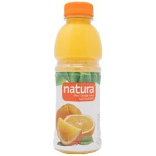 Natura Orange Juice-12x500ml