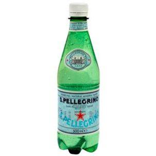 San Pellegrino Sparkling Water (PET)-24x500ml