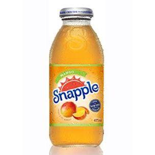 Snapple Mango-12x473ml