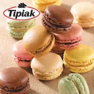 Tipiak French Macaroons-1x36