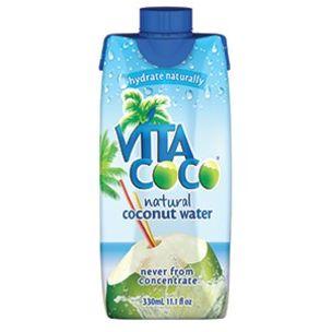 Vita Coco Natural Coconut Water-12x330ml