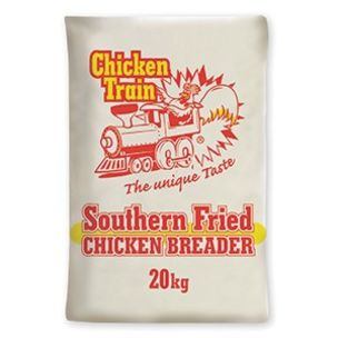 Chicken Train Southern Fried Chicken Breader-1x20kg