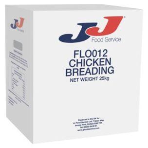 JJ Chicken Breading 1x25kg