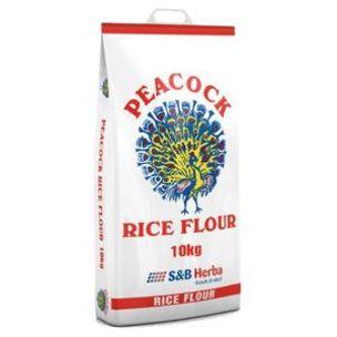 Peacock Rice Flour-1x10kg