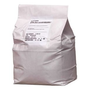 Two Step Chicken Breading Spice-1x2.58kg