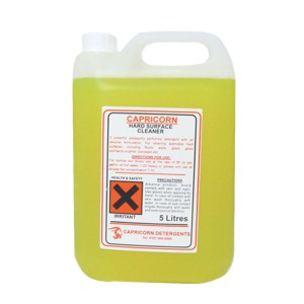 Capricorn Hard Surface Cleaner-4x5L