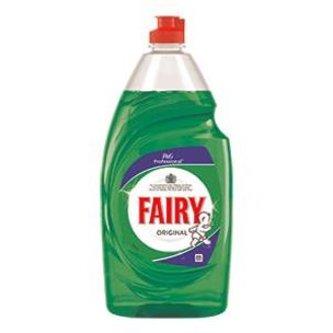 Fairy Washing Up Liquid Original-6x900ml