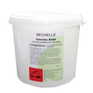 Sechelle Caustic Soda-2x5kg