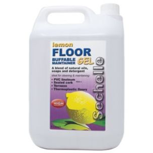 Sechelle Lemon Floor Gel-2x5L