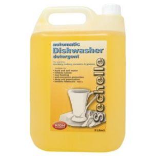 Sechelle Machine Dishwasher Liquid-2x5L
