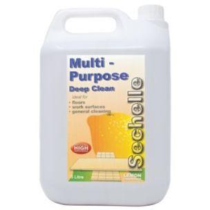 Sechelle Multi Purpose Hard Surface Cleaner-2x5L
