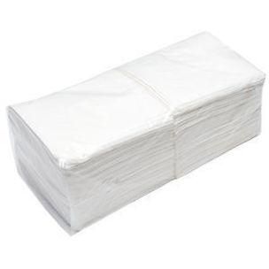 Wipe-Up White Serviettes (2Ply & 25cm) 8x250