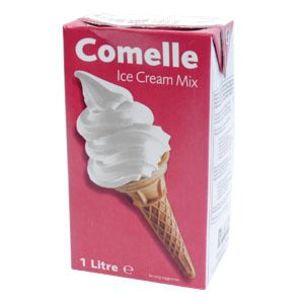 Comelle Ice Cream Mix-12x1L