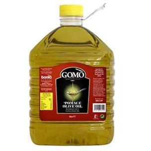Gomo Pomace Olive Oil Blend-1x5L
