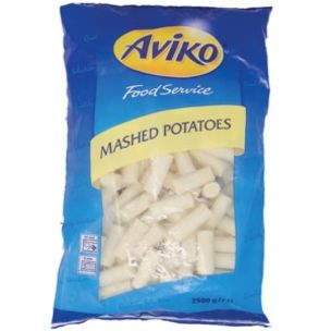 Aviko Buttery Mashed Potatoes-4x2.5kg