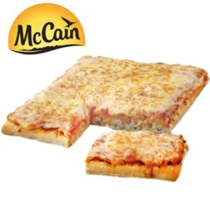 McCain Wheat Germ Multi Serve Pizza (Rectangle)-1x12