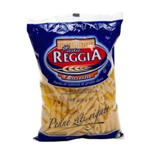 Pasta Reggia Penne Rigate (No.34)-24x500g