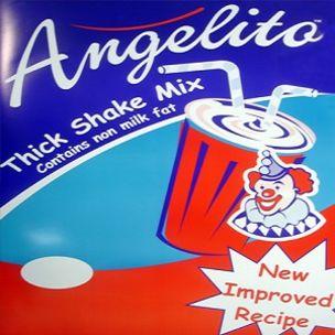 Poster-Angelito Thick Shake