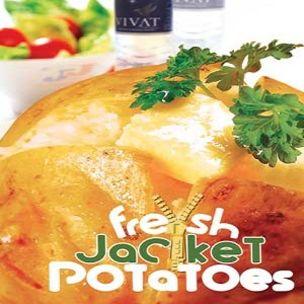 Poster-Fresh Jacket Potatoes