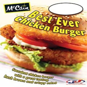 Poster-Mccain Hash Brown Ovals