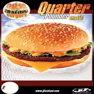 Poster-Quarter Pounder Cheese