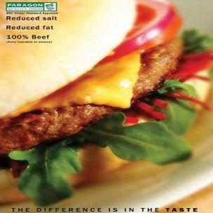 Poster-Steakhouse 901 Healthier & Tastier