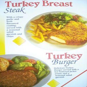 Poster-Turkey Steak
