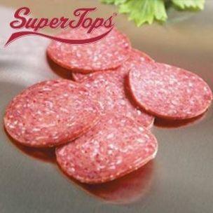 SuperTops Danish Sliced Salami-1x1kg