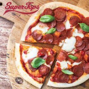 SuperTops Sliced Pepperoni-1x1kg